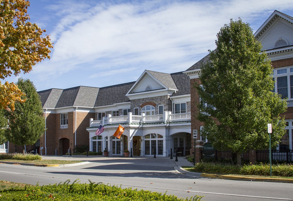 seniorliving search grosse pointe mi