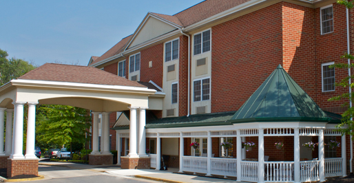 Arbor terrace senior living lanham assisted living for Terrace senior living