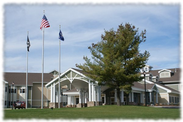 state veterans nursing homes