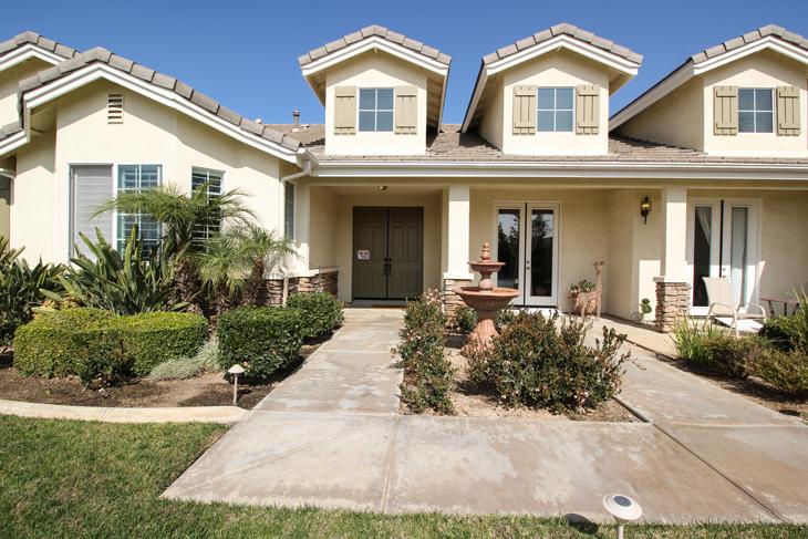 At Regency Ranch Residential Care - Riverside, CA