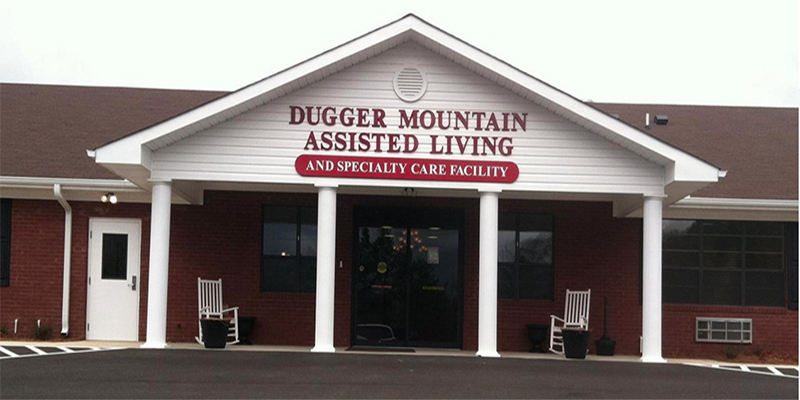 Dugger Mountain Assisted Living and Specialty Care Facility - Piedmont, AL